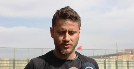 """Musa Nizam: """"Bursaspor maçını kazanmak istiyoruz"""""""