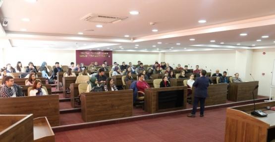 Nazilli Ticaret Odası kurumsal eğitimlere hız verdi