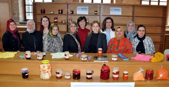 Nazilli Turkuaz Kadınlar Derneği çalışmalarına devam ediyor