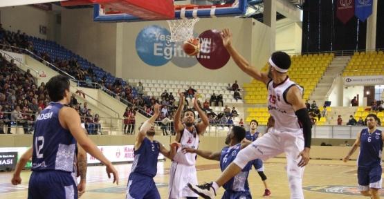 Nesine.Com Eskişehir Basket liderliğini sürdürdü