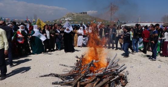Nevruz Mersin'de olaysız kutlandı