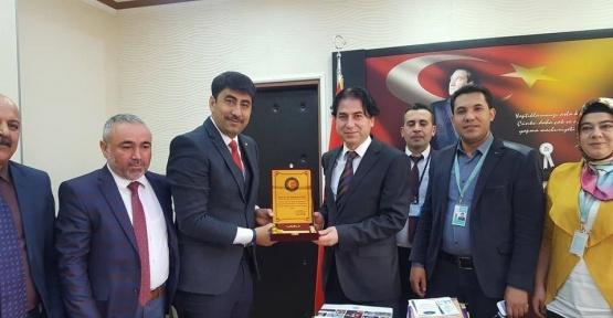 Nevşehir Kamu Hastaneleri Birliği Genel Sekreterliği'nde TİS Sevinci