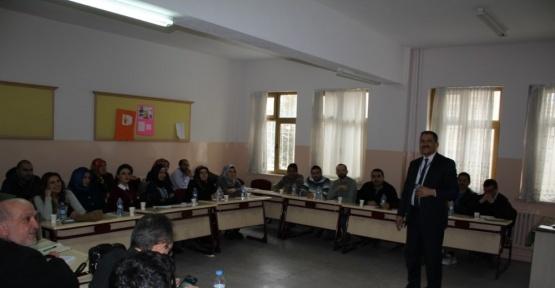 Nevşehir'de 200 öğretmen atölye çalışmasına katıldı