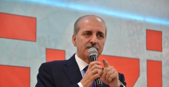 Numan Kurtulmuş, Erzincan'daki sivil toplum kuruluşu temsilcileriyle buluştu