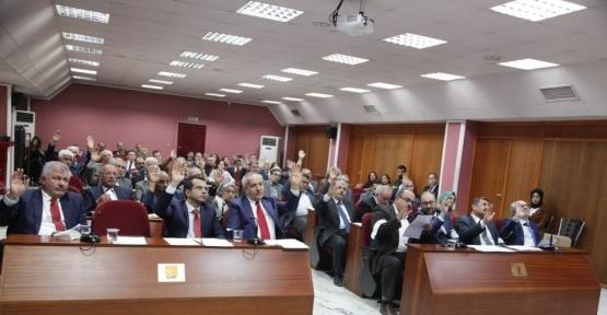 Odunpazarı Belediye Meclisi 2017 yılı mart ayı toplantısı