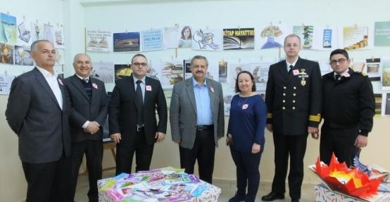 Okulda Türkçe proje sınıfı