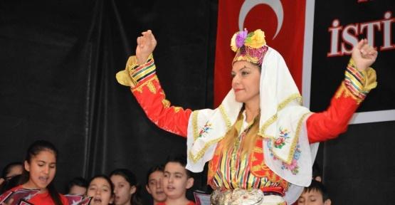 Ortaca'da İstiklal Marşının Kabulü ve Mehmet Akif Ersoy'u Anma Günü etkinliği