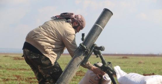 Ösgür Suriye Ordusu, YPG'nin yönetimi altındaki Demokratik Suriye Güçlerinden 7 militanı öldürdü