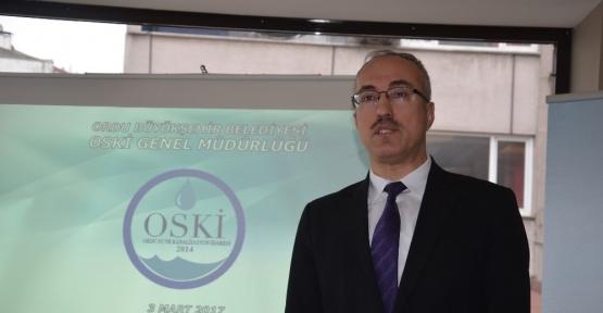 """OSKİ Genel Müdürü: """"Ordu ve Fatsa'nın geleceğini planlıyoruz"""""""