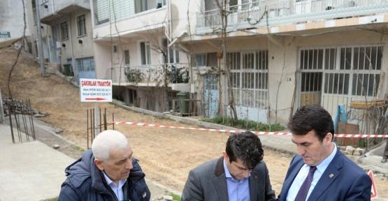 Osmangazi'de asfalt harekatı