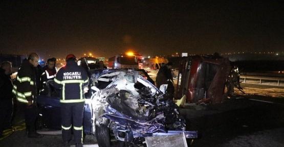 (Özel haber) Alkollü sürücü 200 kilometre hızla dehşet saçtı
