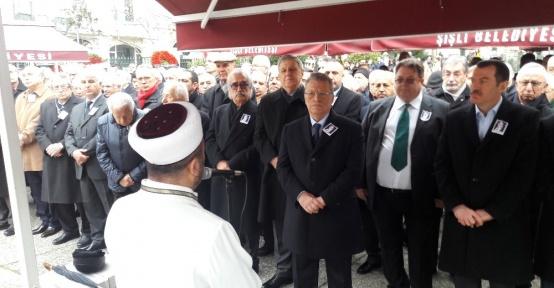 (Özel haber) Eski Bakan Mükerrem Taşçıoğlu son yolculuğuna uğurlandı