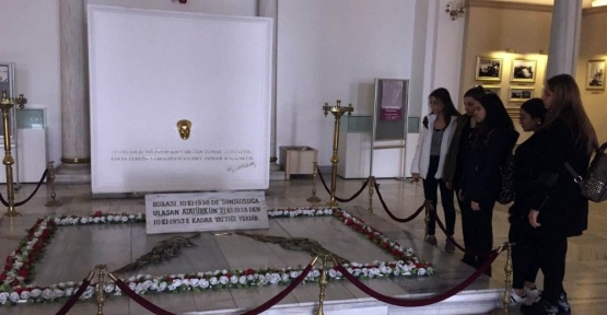 Özel Sanko Okullarından Ankara sanat turu gezisi