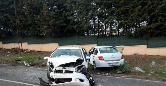 (ÖZEL) Silivri'deki kazada 1,5 yaşındaki bebek can verdi