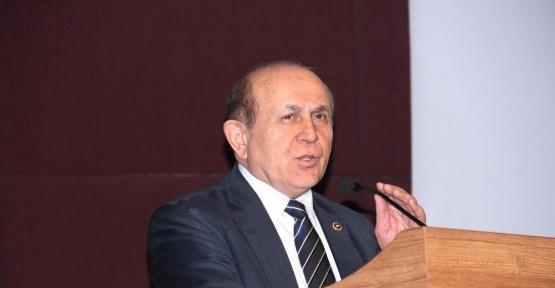 Prof. Dr. Burhan Kuzu yeni anayasayı anlattı