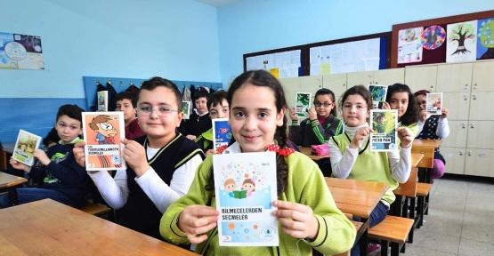 Pursaklar'da okuma maratonu başladı