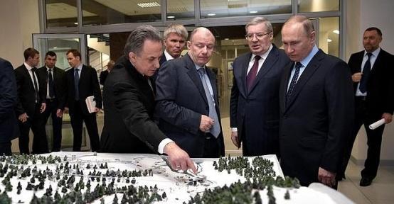 """Putin'den itiraf: """"Doping kontrol sistemi işe yaramıyor"""""""