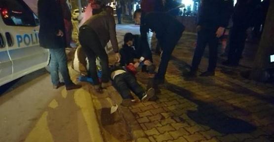 Restorana ateş açıldı: 2 yaralı