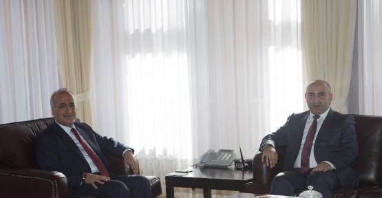 Sağlık turizminde Atatürk Üniversitesi ve Azerbaycan yeni bir sayfa açıyor