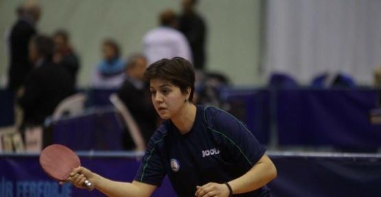 Şahinbey Belediyesi Masa tenisinde ikinci oldu