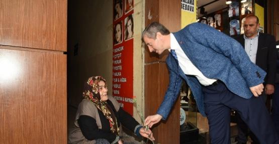 Şahinbey'de 8 Mart dünya Kadınlar Günü kutlamaları