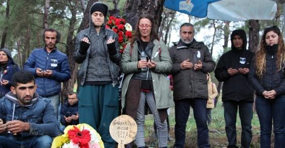 Sahte içkiden ölen Güray Tan Mısır'ın 'Olimpos' vasiyeti yerine getirildi