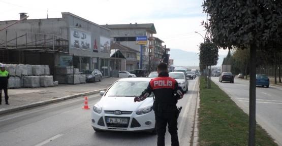 Sakarya'da 'Huzur' uygulamaları devam ediyor