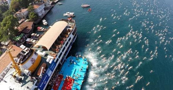 Samsung Boğaziçi Kıtalararası Yüzme Yarışı için geri sayım başladı
