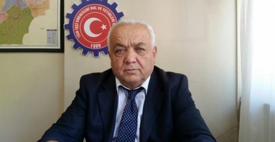"""Sarıoğlu, """"İlgisiz kalanlardan açıklama bekliyoruz"""""""
