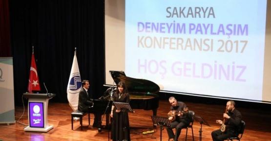 SAÜ'de 'Deneyim Paylaşım Konferansı' gerçekleştirildi