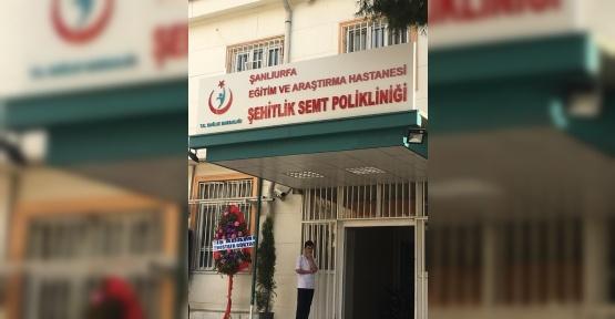 Şehitlik Semt Polikliniği hizmette açıldı