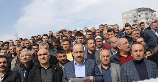 Siirt'teki 52 STK referandum kararını açıkladı