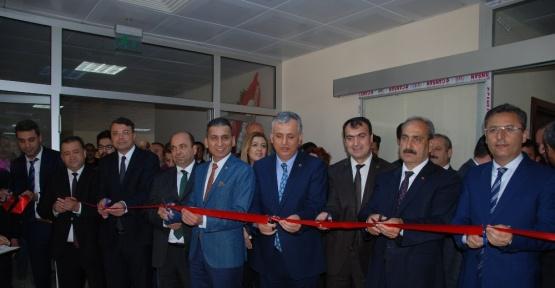 Silifke Ceza İnfaz Kurumu Halka Açık Satış Mağazası törenle açıldı