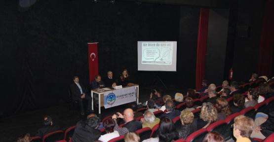 Sivil Toplum Kuruluşları Kervansaray için bir araya geldi