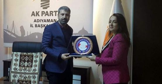 SONKON Başkanı Atasoy'dan Adıyaman'a yatırım çağrısı