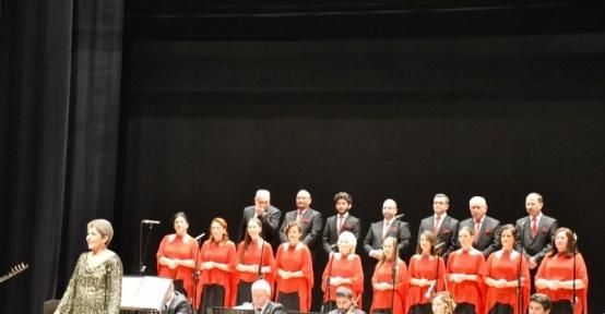 Sözde bestede kadınlarımız konseri