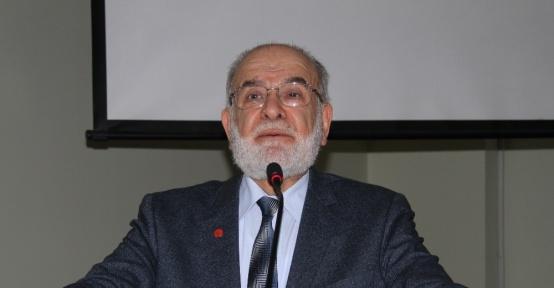 SP Genel Başkanı Karamollaoğlu Van'da