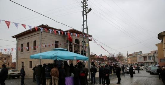 Subaşı İlkokulu restore edildi