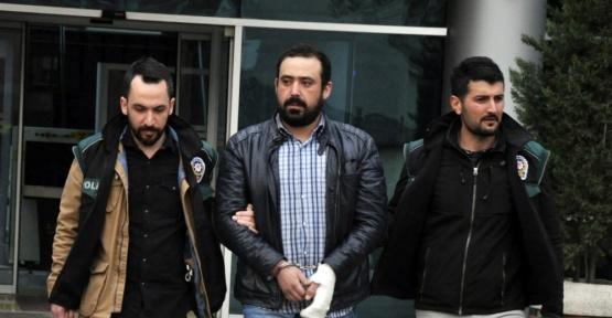 Suçüstü yakalanan uyuşturucu taciri tutuklandı