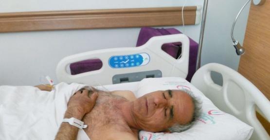 Suriyeli pilotun tedavisi sürüyor