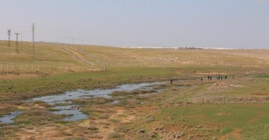 Suriyelilerin barındığı çadırkentin atık suyu ile ilgili inceleme başlatıldı