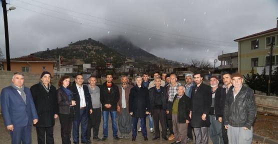 Tahmazoğlu, yeni mahallelerde 18 maddeyi anlattı