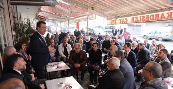 """Taşçı: """"Kazanan Türkiye olacak"""""""