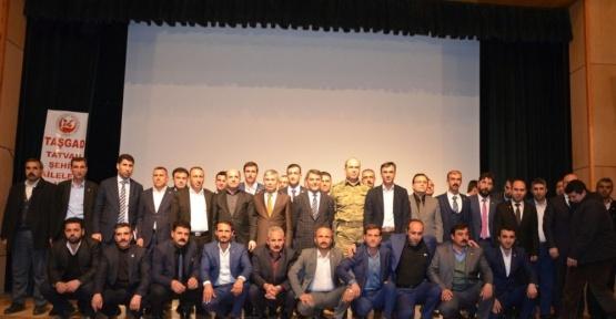 TAŞGAD'ın açılışı yapıldı