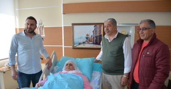 Tatvan'da mide küçültme ameliyatı