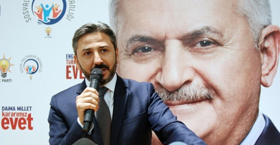 TBMM Başkan Vekili Ahmet Aydın: