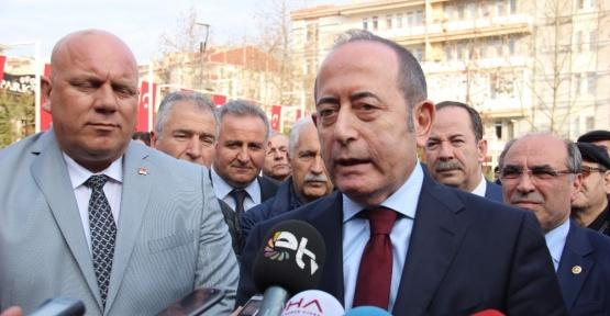 TBMM Başkan Vekili Hamzaçebi'den 'Kürdistan bayrağı' açıklaması