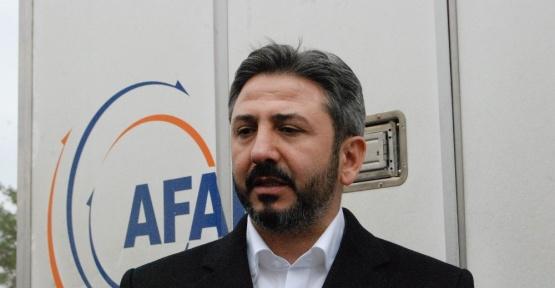 TBMM Başkanvekili Aydın'ın açıklaması sırasında sarsıntı yaşandı