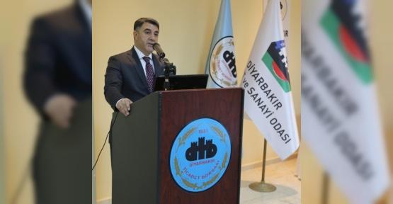 TDİOSB'nin 2 milyon TL'lik projesi onaylandı