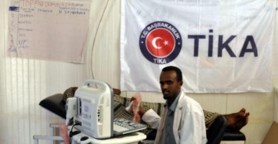 TİKA'dan Etiyopya'ya sağlık desteği